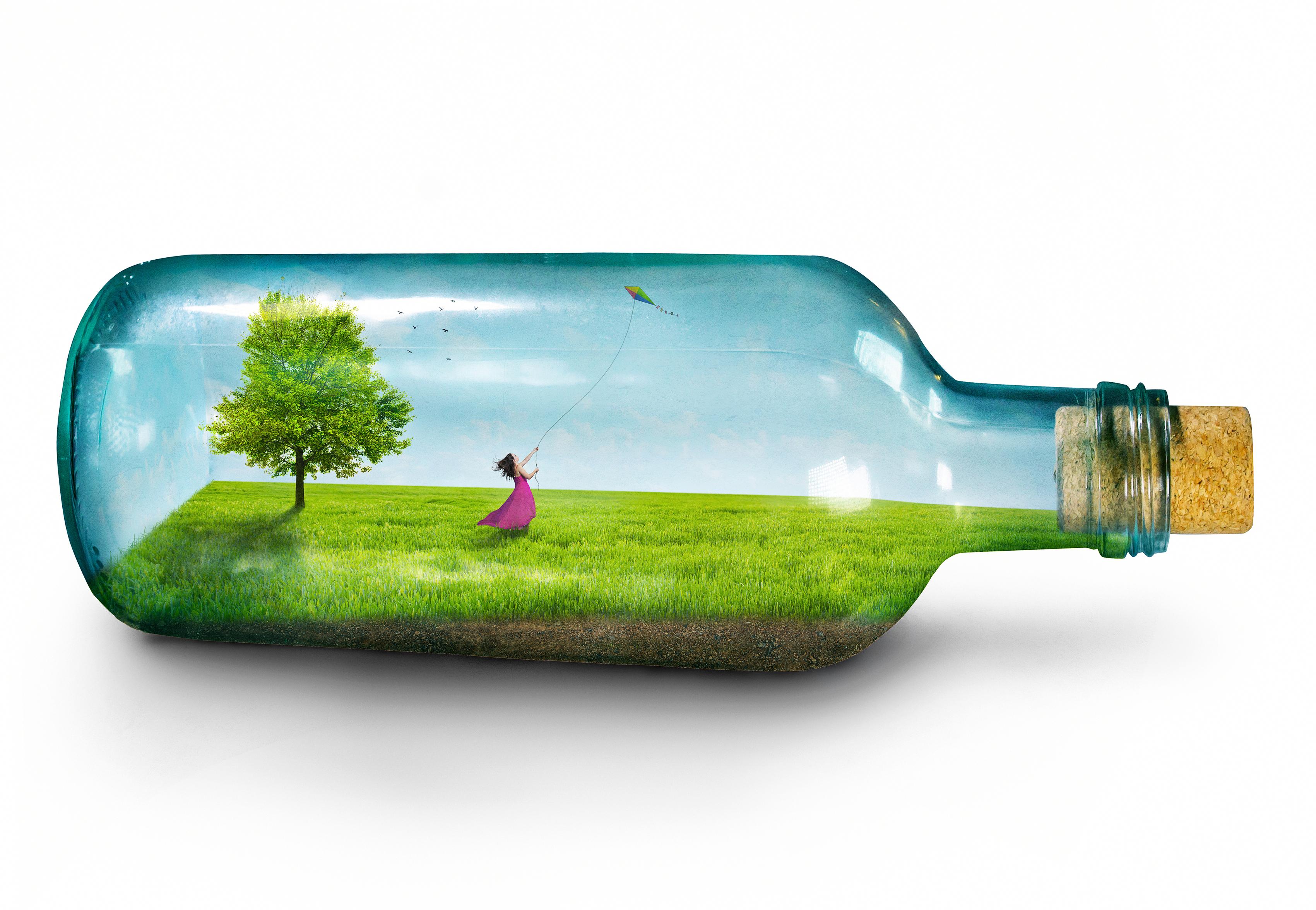 Grøn livsstil og bæredygtigt tøj er på vej ind