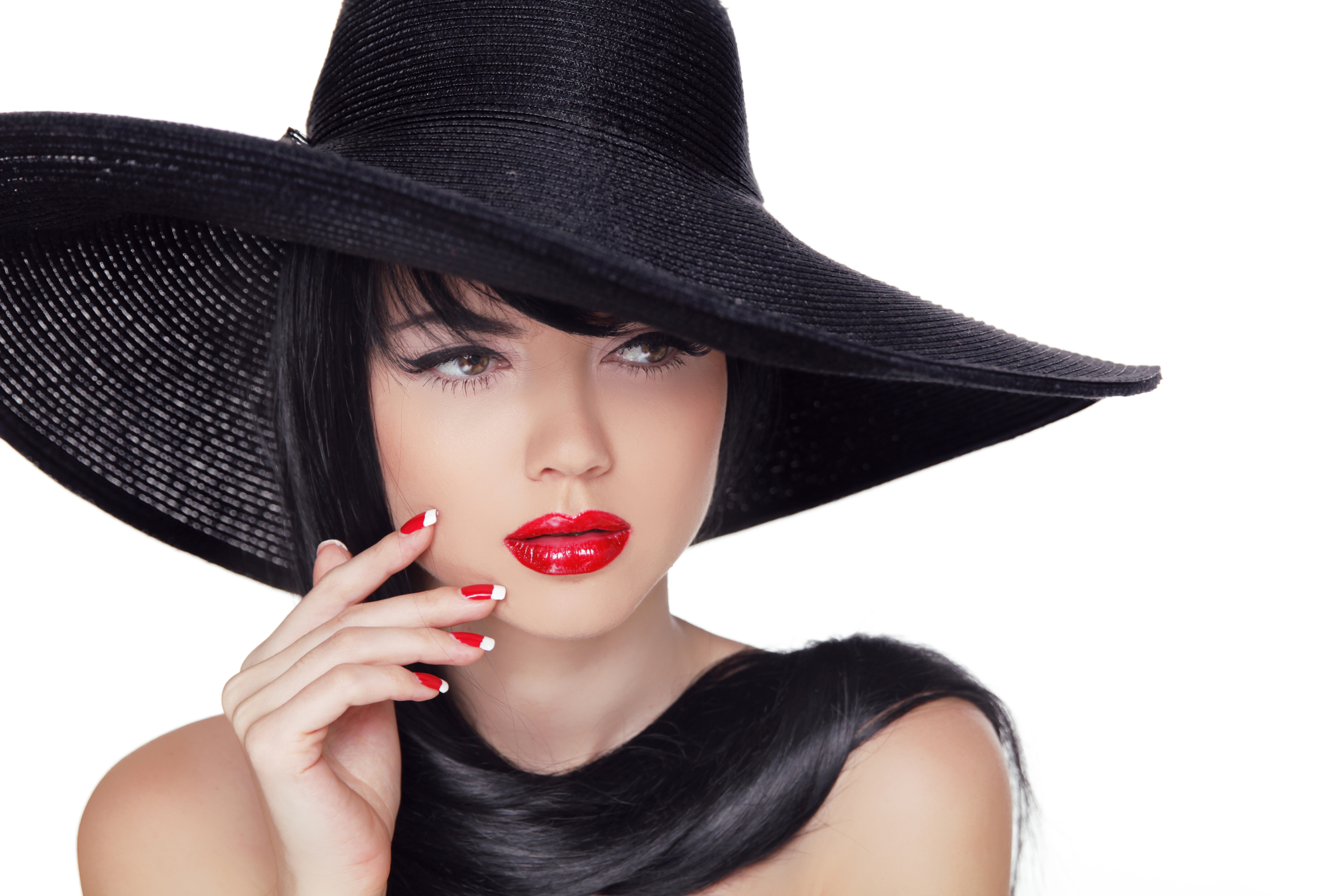 Den perfekte sorte festkjole